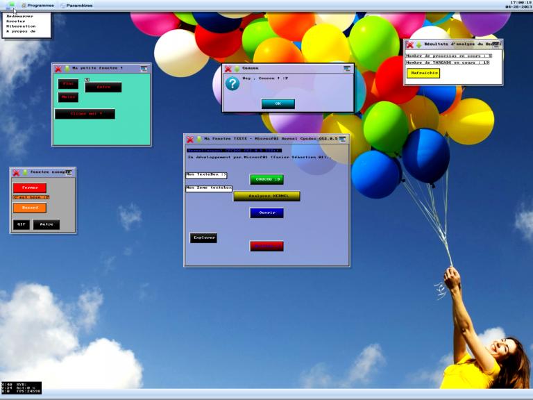 Cpcdos OS205-1600-1200