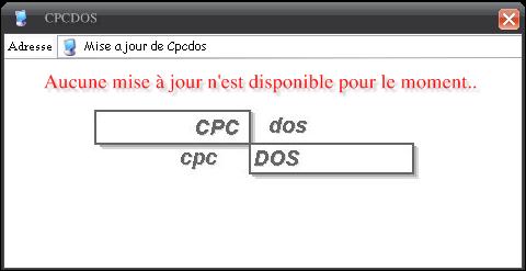 Cpcdosupdate