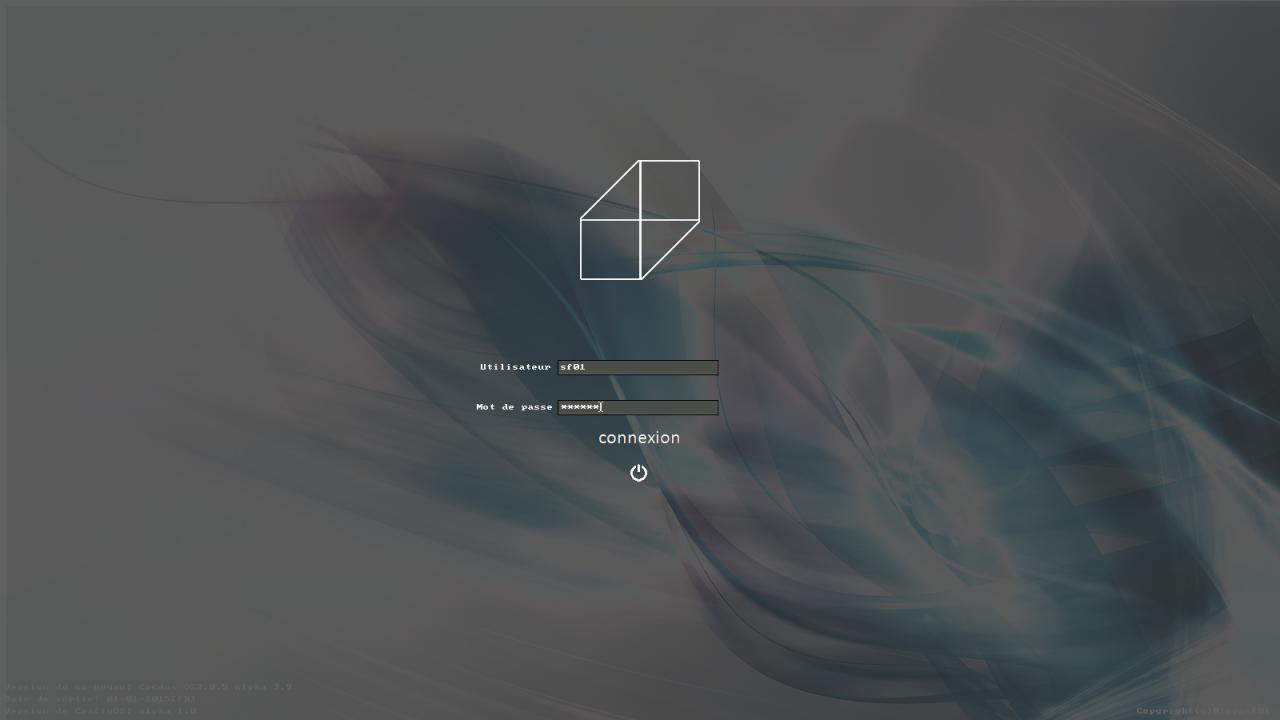 [1er Janvier 2014] CraftyOS LOGIN + Transparence