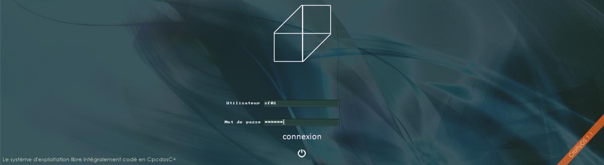Exemple d'un système d'exploitation OpenSource pour vous!